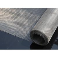 Best Customized Stainless Steel Woven Wire Mesh AISI 201 202 304 304l 306 316 316l Plain Dutch Twill wholesale