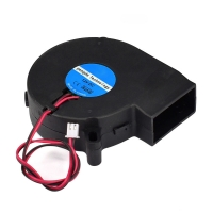 Best 80*73mm 12V 0.18A Thick 25mm 3D Printer Blower Fan For Ultimaker DIY wholesale