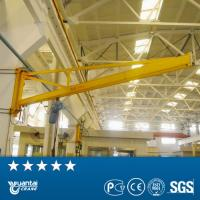 Buy cheap YT Top Quality Metal Industry Wall Mounted Bx Model Jib Crane from wholesalers