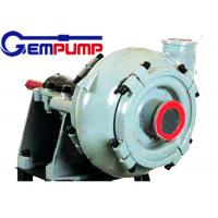 Best 18/16TU-G  Sugar Plant Electric Centrifugal Pump / Tailing Transport Slurry Pump wholesale