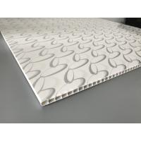 Cheap Easy Maintenance PVC Ceiling Boards For Hotels / Hospitals / Schools for sale