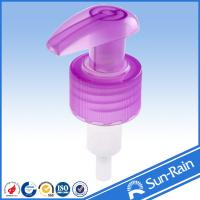 24mm 28mm Plastic lotion pump / liquid dispenser for shampoo bottle