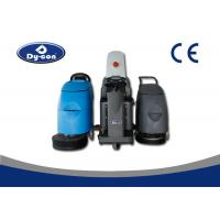 Best Solution Tank Electric Floor Scrubbers Machine With Emergency Stop Protection wholesale