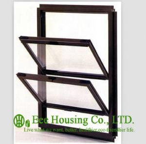 Double glazed Aluminum Alloy Awning Window, With Anodised Finished