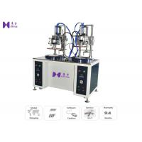 Quality 300KG Cylinder Forming Machine , Plastic Box Edge Curling Machine Automatic Feeding System wholesale