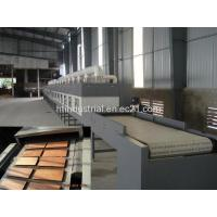 Best Continuous Pencil Slats Microwave Drying Machinery wholesale