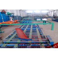 China XD-F Lightweight Precast Concrete Wall Panel System / Wall Panel Production Line on sale