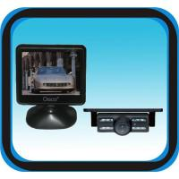 Best Wired Car Rear View System with CMOS Waterproof IR Camera CE & RoHS Passed wholesale