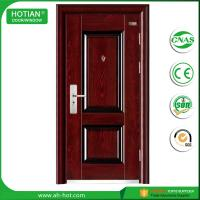 Best latest main gate designs india security metal door for front doors wholesale