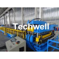 Best Galvanized Steel Sheet Double Layer Roof Panel Roll Forming Machine for Two Roof Wall Panel Profiles wholesale