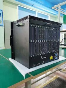 Best FPGA Embedded Multi Window Video Processor 440*320*178mm 15kg wholesale