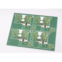 Best Green Solder Mask Rigid Flexible PCB 4 Layer with Immersion Gold Plating wholesale