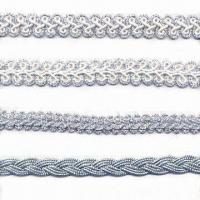 Best Fancy Trimming for Textiles, Garment and Crafts, Available in Various Designs wholesale