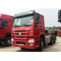 Best Single Sleeper Cab Single Drive Prime Mover 336HP Diesel Engine Ten Wheels wholesale