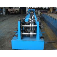 Best C Z Purlin Interchangeable Steel Rolling Machine / Metal Roll Forming Machine wholesale