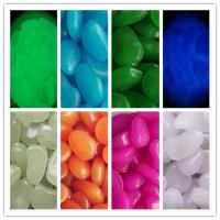 China glow stone/glow in the dark pebble stone for sale