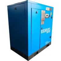 Best 3 phase 10hp 7.5KW 0.8mpa electric motor direct driven screw air compressor wholesale