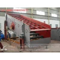 China China Best Selling ISO Sand Circular Vibrating Screen Price Best For Sale on sale