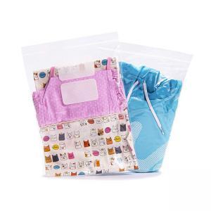Best Heavy Duty Plastic Reclosable Zipper Bags 2mils For Storage wholesale