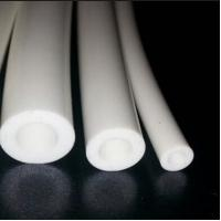 Cheap Thermally electric conductive silicone rubber tube/thin silicone rubber tube for sale