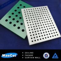 Best Aluminum Ceiling Tile Embossed and Aluminum Perforated Ceiling Panel wholesale