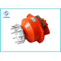 Best Poclain MS18 Hydraulic Drive Motor Emission Control With Multi - Disc Brake wholesale