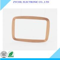 Cheap Insulated Copper Wire Coil / Winding Inductance Coil for Card Reader for sale