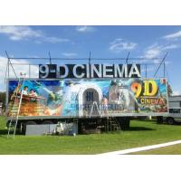 Best Safe Special Mobile 9D XD Theatre With Sunproof And Waterproof Truck wholesale