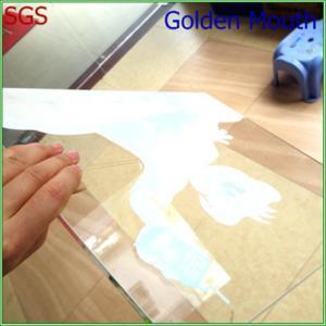 Cheap Custom Flatbed UV Printing , UV Digital Printing For Clear Acrlyic Sign Box 120cm Max for sale