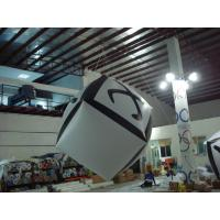 Best Big Cube Inflatable Advertising Balloon Full Digital Printing For Party Decoration wholesale