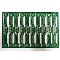 Best HDI Electronic PCB Printed Circuit Board FR-4 Green Soldermask With Immersion Gold wholesale