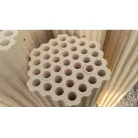 Best Customrized Size Silica Refractory Bricks Checker 96% Above for Hot Air Furnace wholesale