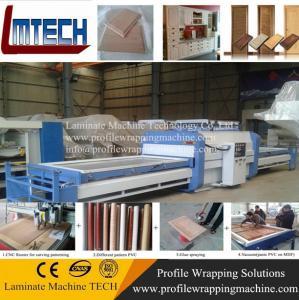 Best 0.5mm Gray silicone rubber membrane vacuum laminating press Coating machine wholesale