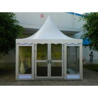 Details Of Clear White Large Portable Tents Circus High