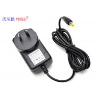 Best AUS Plug Breast Pump Charger , RCM Approval 9V 1A AC To DC Plug Adapter wholesale