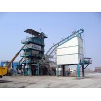 Quality 750000Kcol Thermal Oil Furnace Asphalt Batch Mix Plant 3.8M Discharging Height Finished Product Bin wholesale