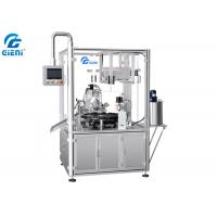 Best Semi Auto Liquid Cosmetic Filling Machine For Eyeliner Pencil With Steel Ball wholesale