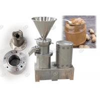 Best CE / Iso SS304 Industrial Peanut Almond Butter Making Machine Small Scale wholesale