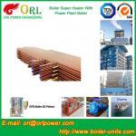 Best Boiler Unit CFB Boiler Superheater Platen Superheater High Heating Efficiency wholesale