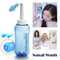 Best Plastic high quality no need to squeeze nasal irrigator wholesale