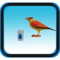 Buy cheap Wireless Doorbell Bird Singing Chime 30-50M Remote Controlled from wholesalers