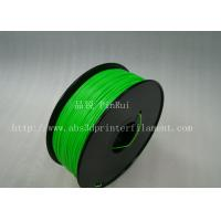 Cheap OEM HIPS 3D Printer Filament Consumables , Reprap Filament 1.75mm / 3.0mm for sale