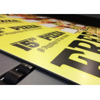 Best Weather Resistant PVC Sign Board Digital Printing Outdoor Advertising wholesale