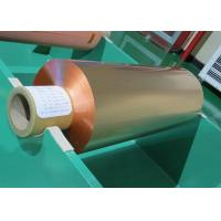 Buy cheap 99.95% Purity Red Treated RA Rolled Copper Foil 18um 35um For FPC from wholesalers