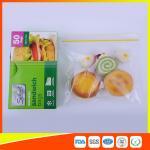 Best Waterproof Plastic Sandwich Bags Reclosable 18 X 17cm For Food Storage wholesale