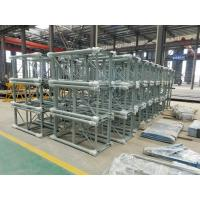 Best Single Cage Passenger Hoist safety vertical transporting equipment 12 - 38 Person wholesale