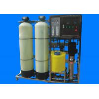 Best 1000L/H Brackish Water Reverse Osmosis Water Treatment System TDS 2000PPM - 20000PPM wholesale
