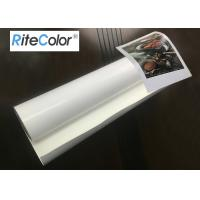 Best Large format pigment Inkjet printing A4 4r resin coated Luster photo paper roll wholesale