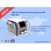 Best Painless E Light Professional Hair Removal Machine 8.4 Inch Touch Screen wholesale