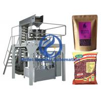 China Dried Fruits And Vegetables Packing Machine , Premade Pouch Bag , Food Grade Stainless Steel on sale